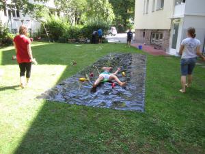 Wasserspiele 2013 in Zehlendorf